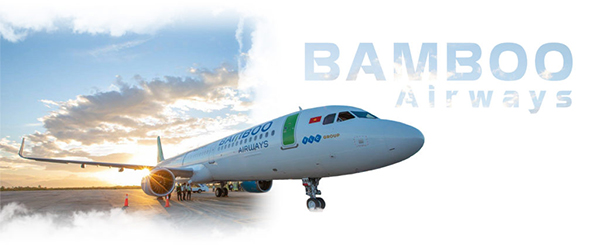 Vé máy bay tết 2021 của Bamboo Airways