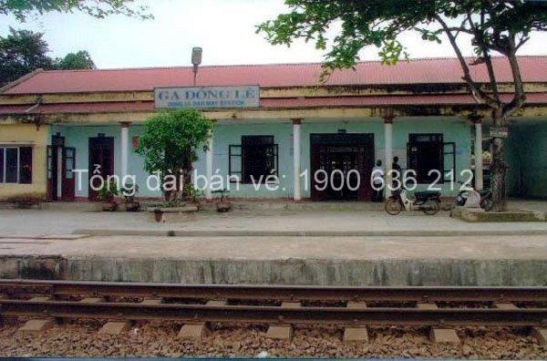 Ga Đồng Lê