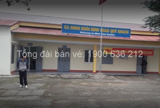 Ga Minh Khôi