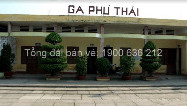 Ga Phú Thái