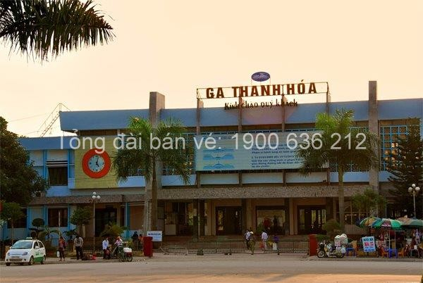 Ga Thanh Hoá