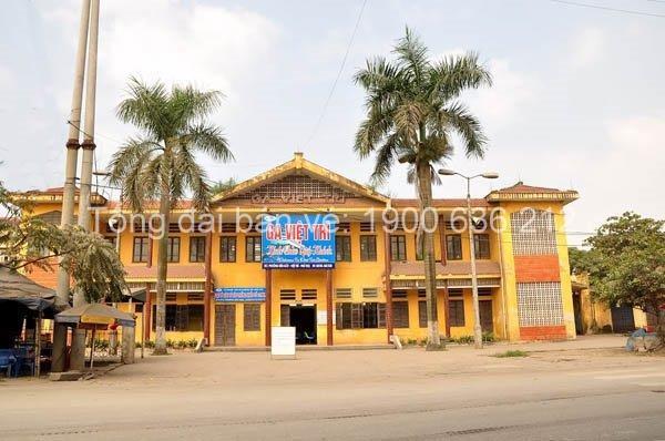 Ga Việt Trì