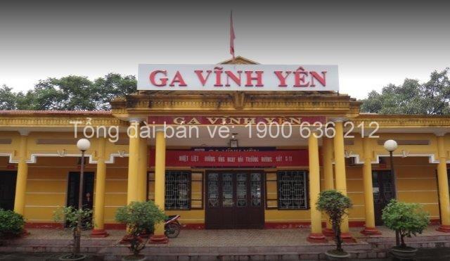 Ga Vĩnh Yên