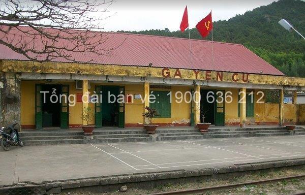 Ga Yên Cư